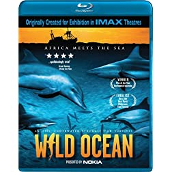 IMAX: Wild Ocean [Blu-ray]