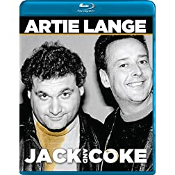 Artie Lange: Jack and Coke [Blu-ray]