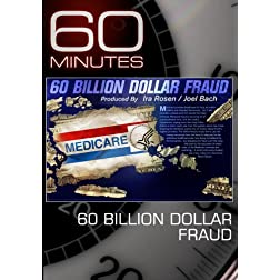 60 Minutes - 60 Billion Dollar Fraud (October 25, 2009)