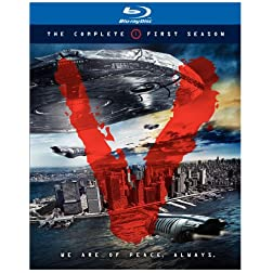 V: The Complete First Season [Blu-ray]