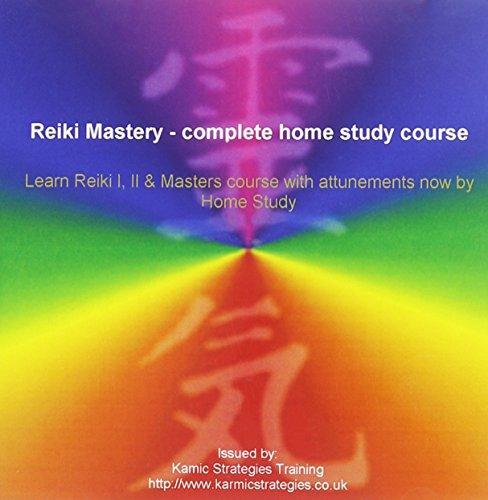 Reiki Mastery [Interactive DVD]