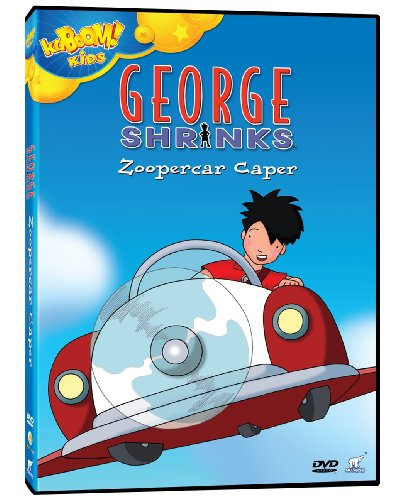 George Shrinks - Zoopercar Caper
