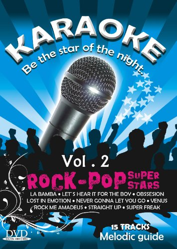 Rock-Pop Super Stars Vol. 2