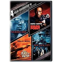 Wesley Snipes Collection: 4 Film Favorites