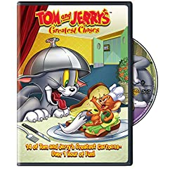 Tom and Jerry's Greatest Chases, Vol. 4