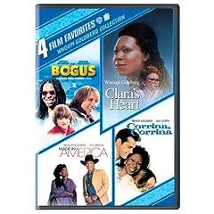 Whoopi Goldberg Collection: 4 Film Favorites