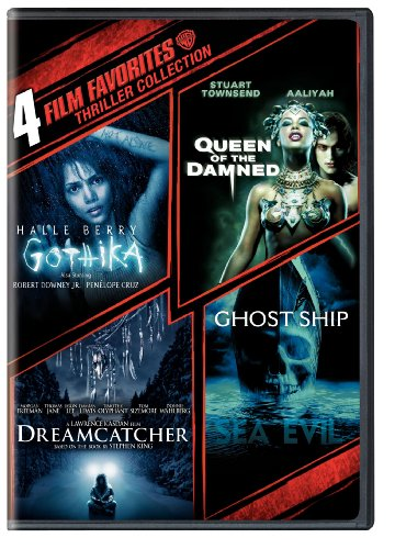 Thriller Collection: 4 Film Favorites