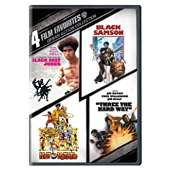 Urban Action Collection: 4 Film Favorites