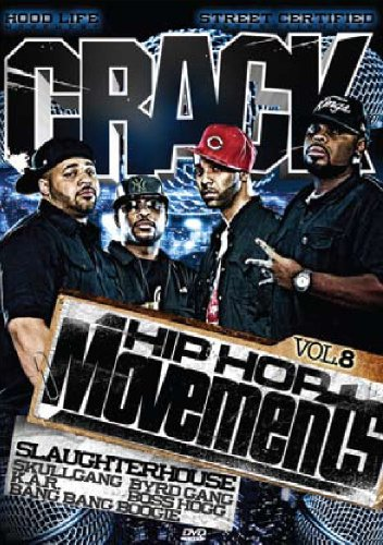 Crack, Vol. 8: Hip Hop Movements