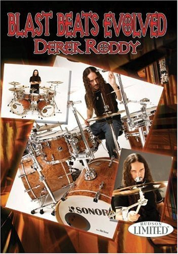 Derek Roddy Blast Beats Evolved DVD