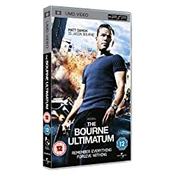 The Bourne Ultimatum [UMD for PSP]