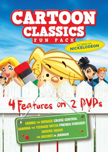 Cartoon Classics Fun Pack