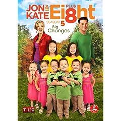 Jon and Kate Plus Ei8ht: Season 5 - Big Changes