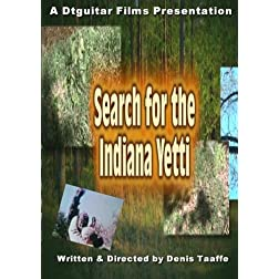 Search for the Indiana Yetti