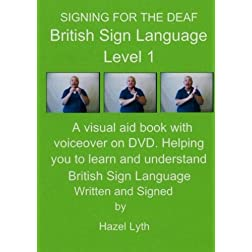 British Sign Language Level 1. NTSC DVD