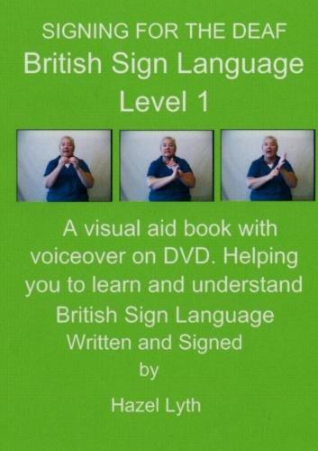 British Sign Language Level 1. NTSC DVD