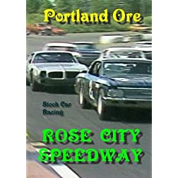 """ROSE CITY SPEEDWAY"", Portland Oregon"