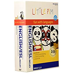 Little Pim English/ESL: Gift Set