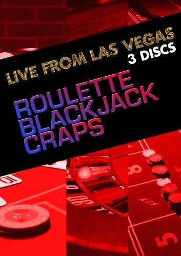 Live from Las Vegas (3 disc set)