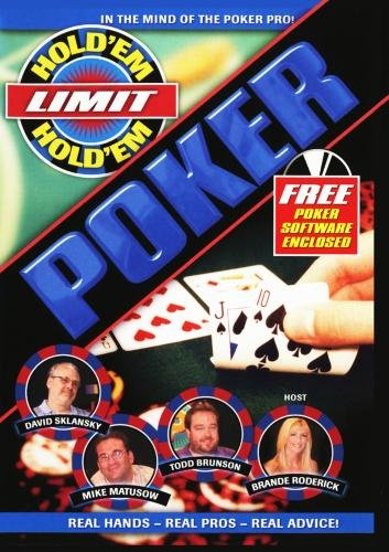 In the Mind of the Poker Pro: Limit Hold'em Poker