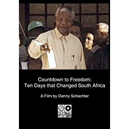 Countdown to Freedom: Ten Days that Changed South Africa (Home Use)