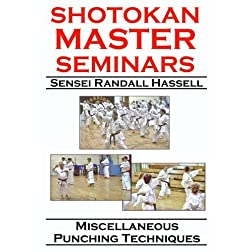 Shotokan Master Seminars: Miscellaneous Punching Techniques
