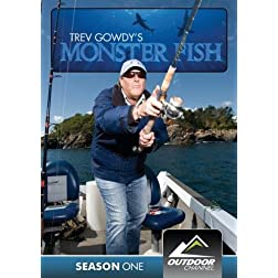 Trev Gowdy's Monster Fish - Season 1