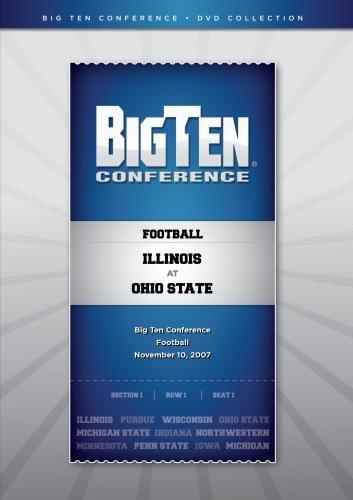 2007 Big Ten Football Regular Season Game - Illinois at Ohio State