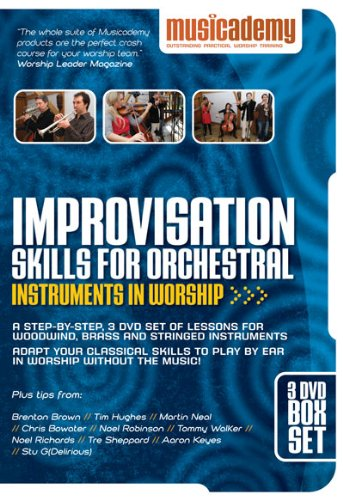 Improvisation Skills for Orchestral Instruments in Worhip