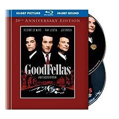 Goodfellas (20th Anniversary Edition) [Blu-ray]