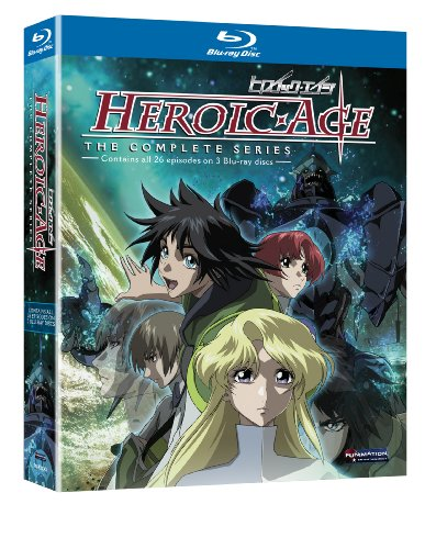 Heroic Age: Complete Series [Blu-ray]