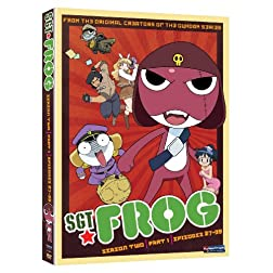 Sgt. Frog:  Season 2, Part 1
