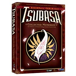Tsubasa Reservoir Chronicle: Collected Memories Box Set