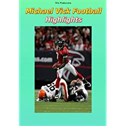 Michael Vick Football Highlights