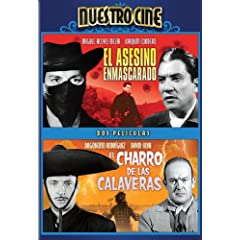 El Asesino Enmascarado/El Charro de las Calaveras