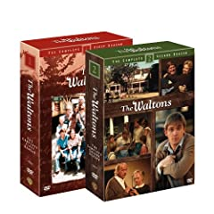 The Waltons: The Complete Seasons 1 & 2 (Back-to-Back)