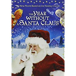 The Year Without a Santa Claus/Richie Rich's Christmas Wish