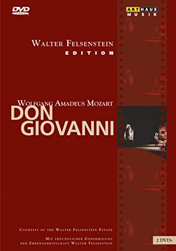Mozart - Don Giovanni (Walter Felsenstein Edition)