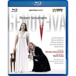 Schumann: Genoveva [Blu-ray]