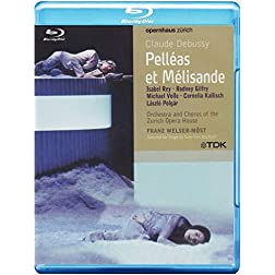 Debussy: Pelleas et Melisande [Blu-ray]