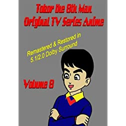 Tobor the 8th Man Original TV Series Anime Vol. 8  [Remastered & Restored]