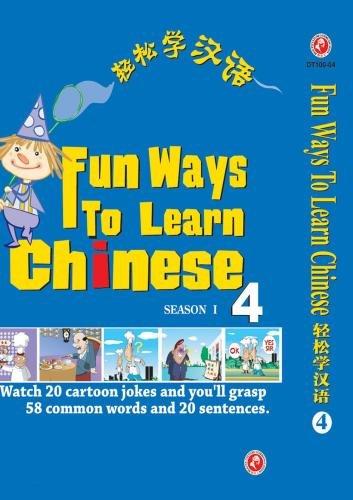 Fun Ways to Learn Chinese IV