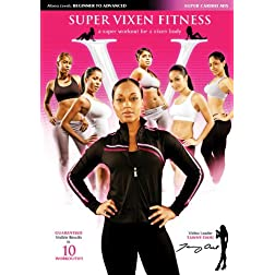 Super Vixen Fitness