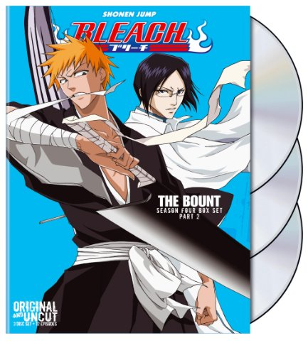 Bleach Uncut Box Set: Season 4, Part 2 - The Bount