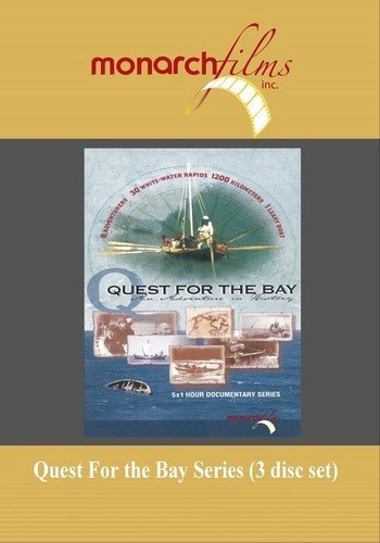 Quest For the Bay Complete Series (3 disc set)