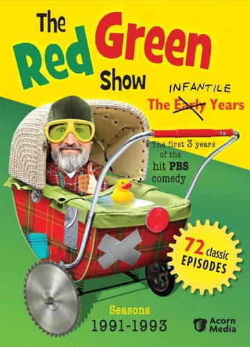 The Red Green Show: The Infantile Years - Seasons 1991-1993