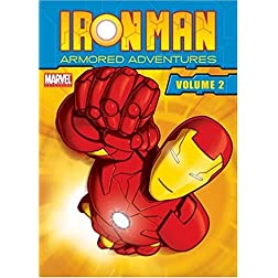 Iron Man: Armored Adventures, Vol. 2