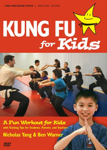 Kung Fu for Kids (YMAA) age 7-12 exercise workout DVD