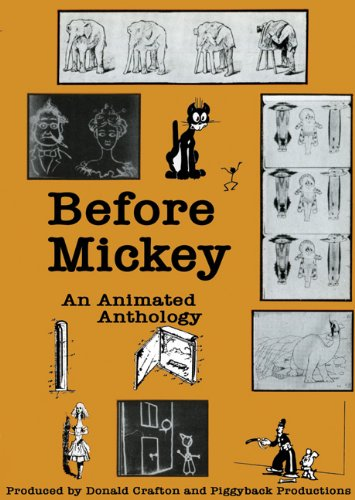Before Mickey: An Animated Anthology