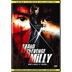 Hard Revenge Milly: Hyper Violence Collection (two Hard Revenge Milly movies)